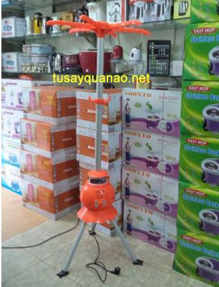 Máy sấy quần áo OTTO Thái Lan khi chưa phủ bạt